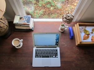 ariel shot desk