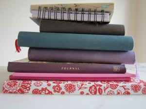 A small sampling of a vast journal collection.
