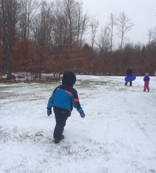 snowy play 2