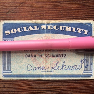social security name