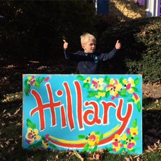 hillary-sign