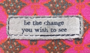 be the change image