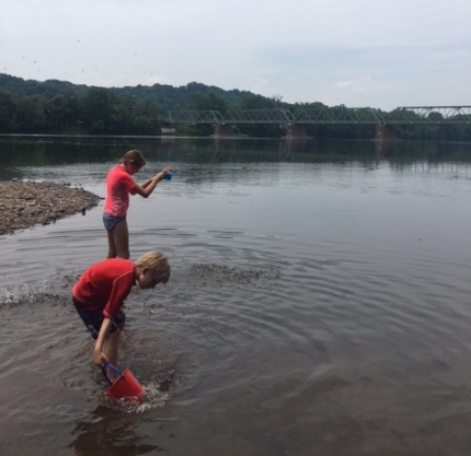 river summer 2018